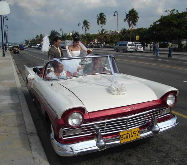Fotografii Radu Dobriţoiu nuntă Cuba