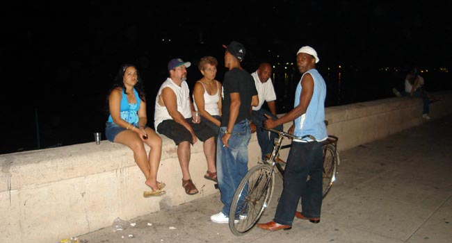 Fotografii Malecon Cuba