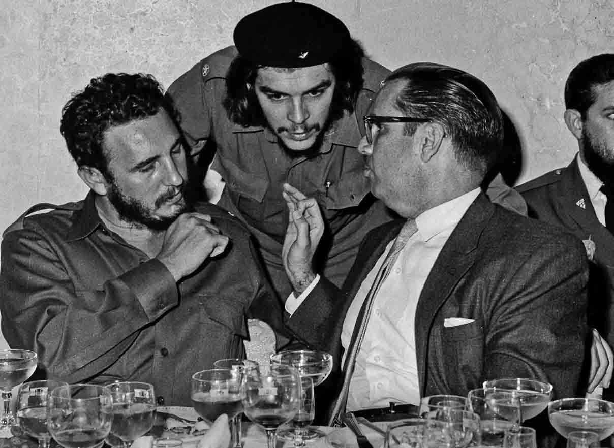 Fotograful lui Fidel Castro si Che Guevara